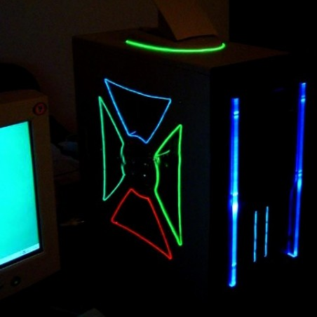 Neon tuning ordinateur