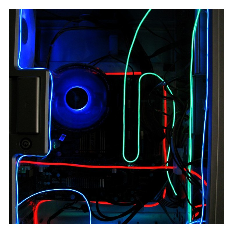 Neon tuning PC ordinateur