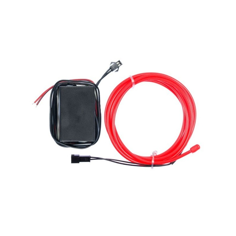 Neon flexible tuning PC rouge - 2m